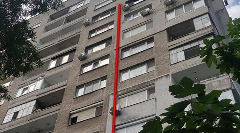 Голяма трагедия с възрастен учен в Бургас, скочил от 6-ия етаж