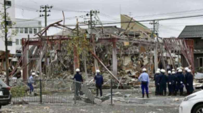 Взрив в японски ресторант уби един и рани 17