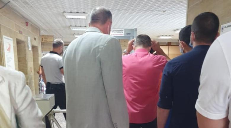 Разпитват свидетелите по делото срещу д-р Иван Димитров