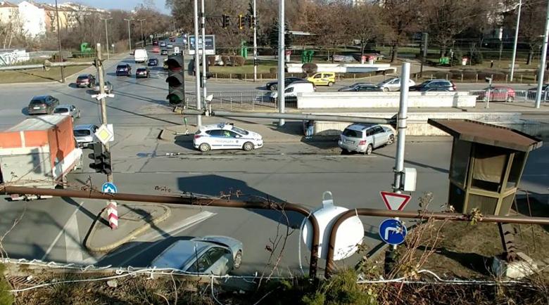 Двама пострадали при катастрофа край Моста на влюбените