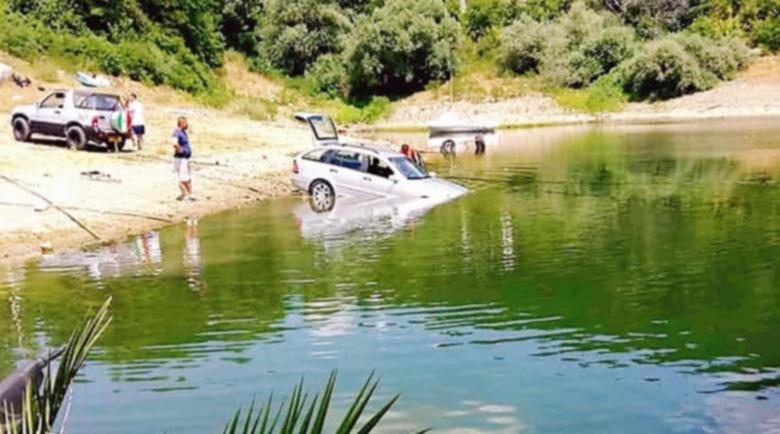 """Карък изпусна колата си в язовир """"Кърджали"""""""