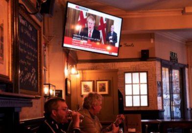 Британски пъб пуска ток за спазване на физическа дистанция