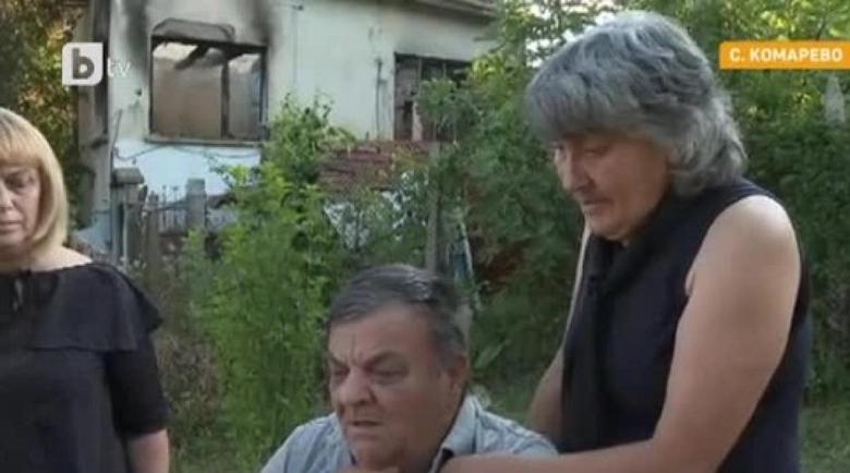 Майката на изгорелите момичета в Комарево: Те не са имали кибрит, някой е влизал в къщата