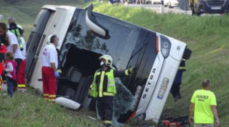 Рейс с полски туристи от България катастрофира, десетки са ранени