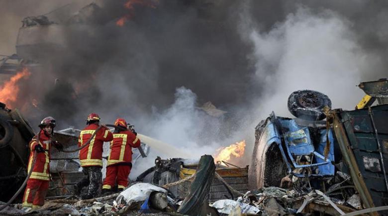 Българска следа при взрива в Бейрут? Не, документите са подправени