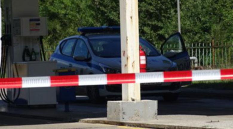 Въоръжен грабеж на бензиностанция в Бобов дол