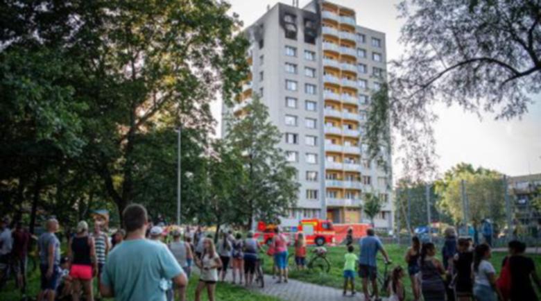 11 загинаха при пожар в Чехия, сред жертвите са и три деца