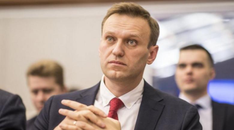 Само алкохол и кофеин в организма на Навални