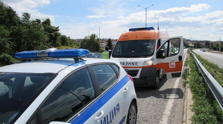 Ранен бандит бие лекари и полицаи в Горна Оряховица