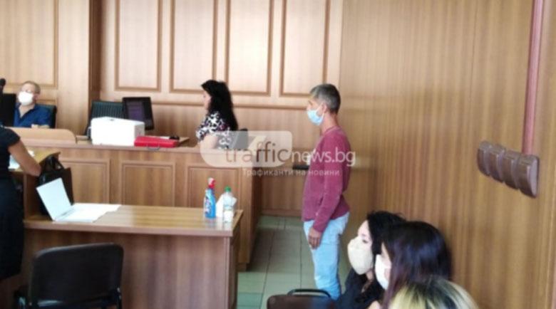 8 години затвор за тираджията, прегазил трима души на заден