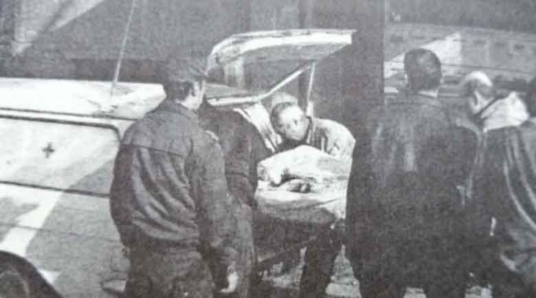 Борислав изгори живи жена си и бебето и се обеси в затвора