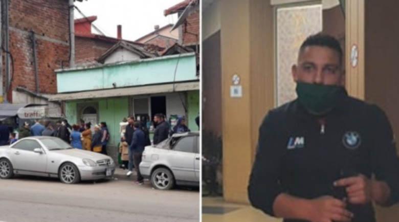 Друсаният дилър Гонго, който блъсна патрулка, получи 5 обвинения