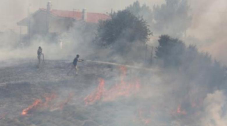 8 къщи изгоряха в бургаското село Граничар