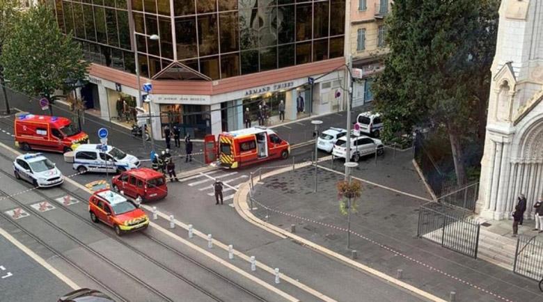 Откриха в телефона на нападателя от Ница снимка на убиеца на учителя