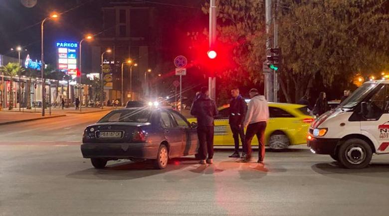 Гъркиня е блъснатата на пловдивски булевард, виновникът е избягал