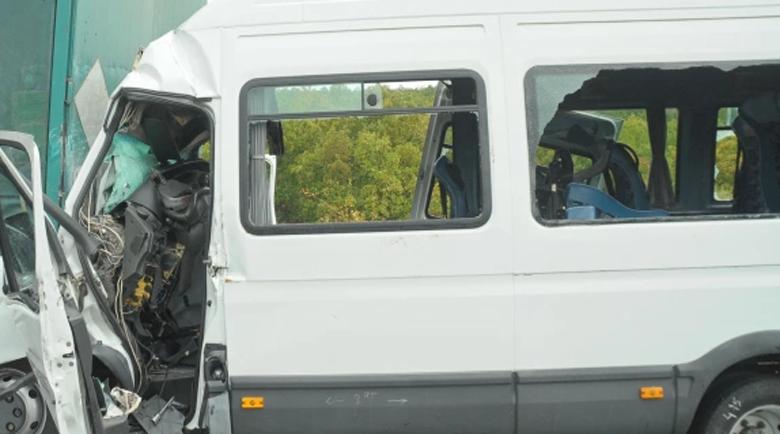Катастрофа на пътя Русе-Бяла, има ранени с много травми