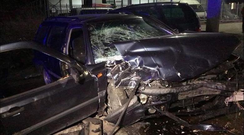 Огромна трагедия! 19-годишен загина в жестока катастрофа