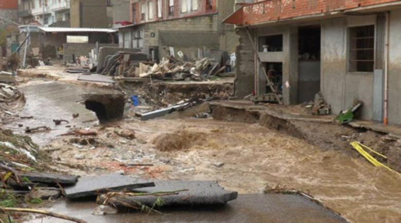 Тежки наводнения отнеха три живота в Сардиния