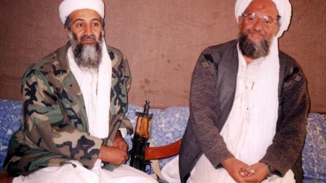 Лидерът на Ал Кайда издъхна в Афганистан, отиде при Аллах естествено