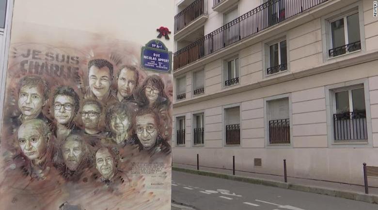 """Осъдиха 14 души за атентата срещу """"Шарли Ебдо"""""""