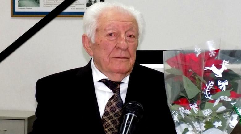 Коронавирусът уби за 3 дни бащата на Стефан Шарлопов
