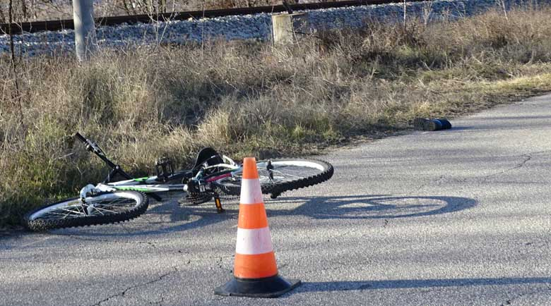Гавра! Условна присъда за убит велосипедист на пътя