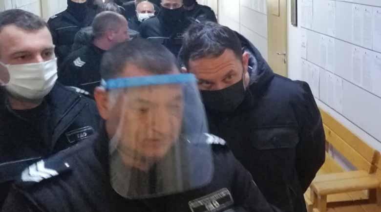 Решено: Постоянен арест за ченгето Боян Кабашки, един от фалшификаторите – вкъщи