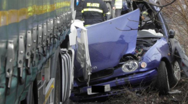 Ужасяваща катастрофа с тирове и кола в Монтанско