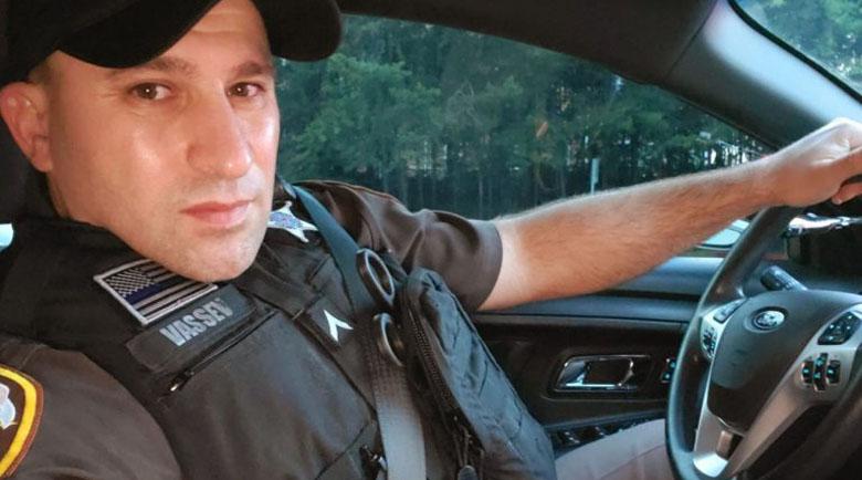 Шериф Кирил Васев: Избраха ме да пазя инаугурацията на Байдън сред 500 офицери