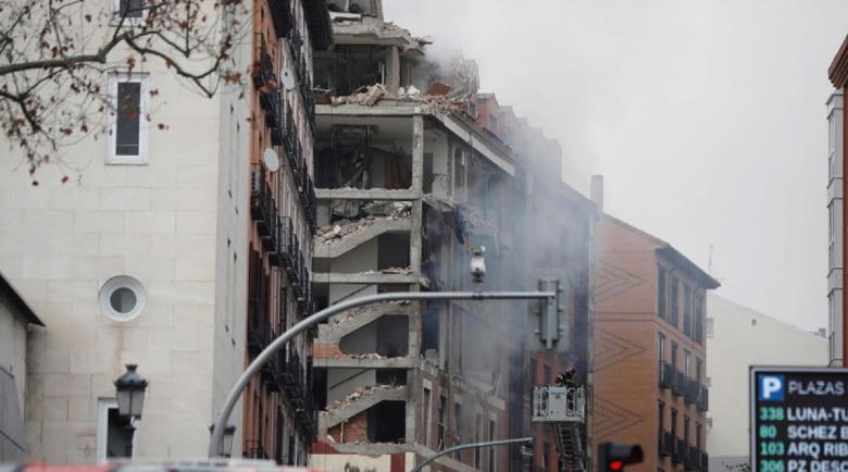 Българин е сред загиналите при експлозията в Мадрид
