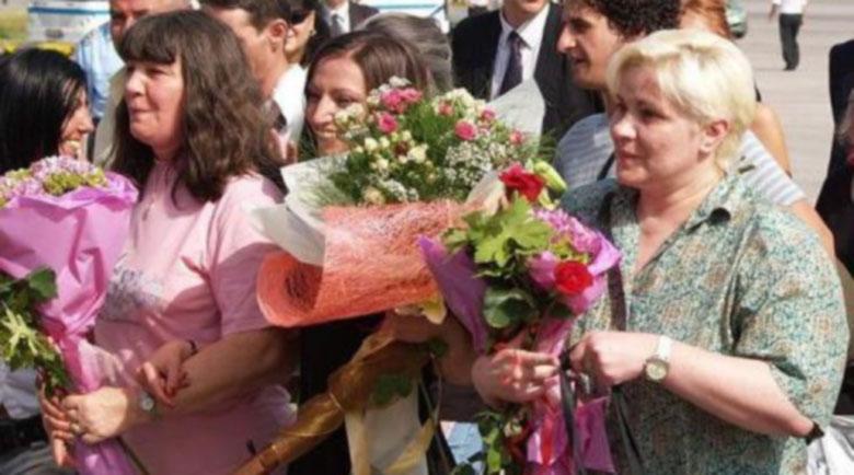 Сестра Нася Ненова осъди либийските си мъчители!