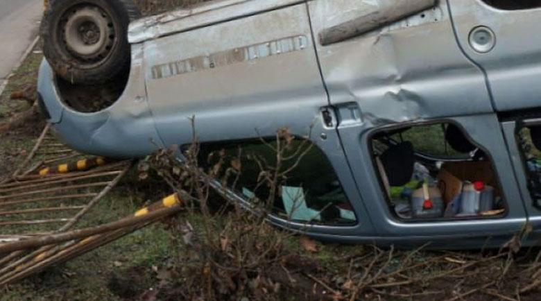 Осъдиха АПИ да плати 12 500 лева обезщетение за катастрофа и обърната кола