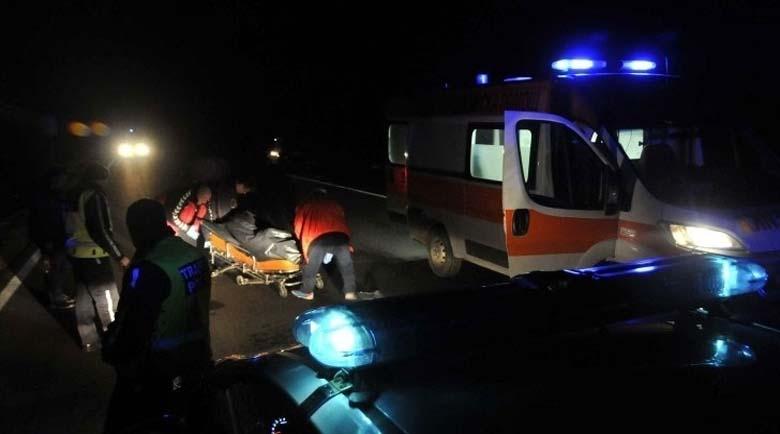 Шофьор с опасност за живота след тежката катастрофа до Бачково