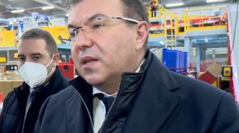 Министър Ангелов потвърди за задържането на сина на президента на купон, Радев отрече