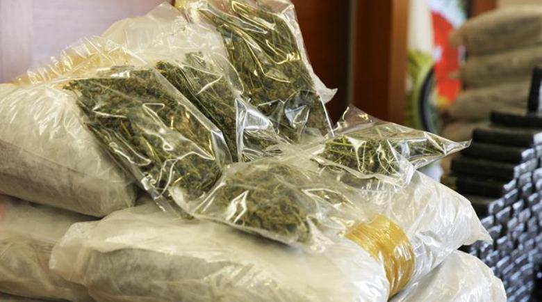 Хванаха двама българи със 126 кг марихуана в Одрин