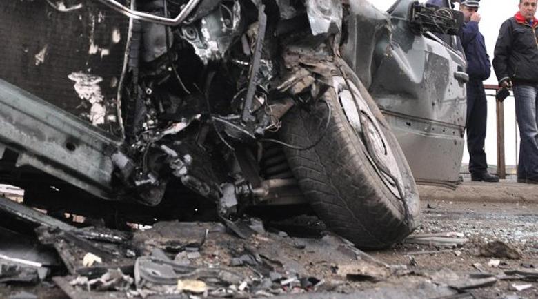 Пътничка загина при челен удар в Кърджали