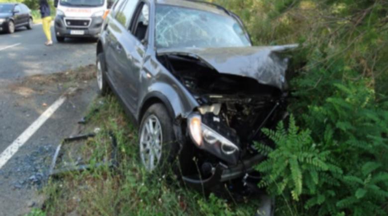 Адска катастрофа на пътя София – Варна, двама загинаха на място