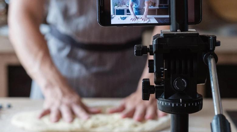 Мафиот се издаде чрез кулинарно шоу