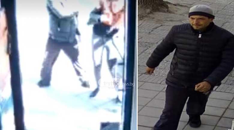 Мъж нападна майка с дете, заби й зверски шамар без причина