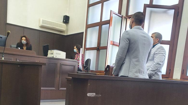 Условно наказание за сина на шефа на НАП-Пловдив, премазал жена