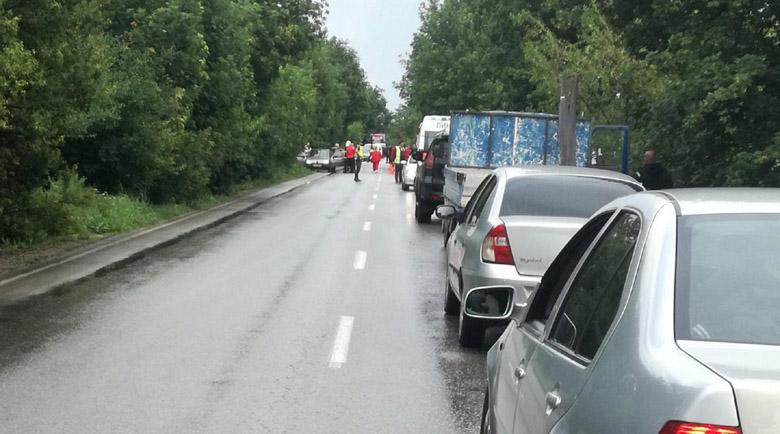 Загиналият водач от катастрофата край Русе с книжка едва от 10 дни