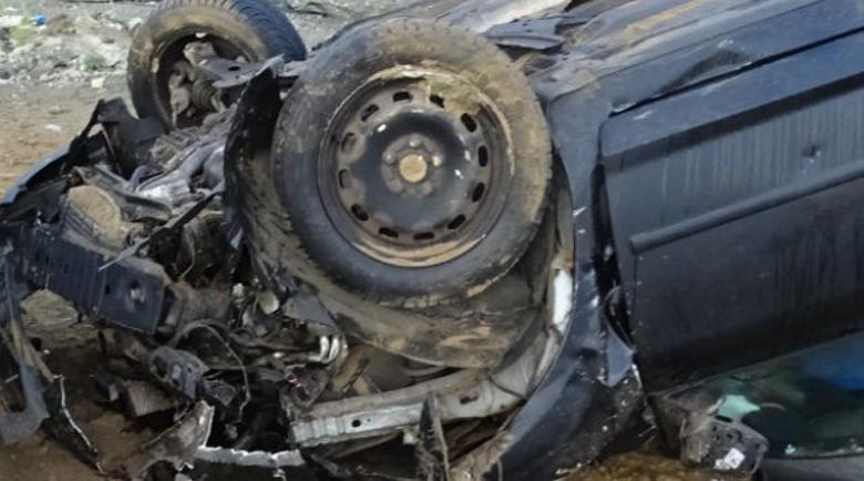 Млад мъж загина при катастрофа в Хасковско