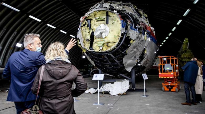 "Слушат записи за сваления боинг над Донецк: ""Думнахме самолета"""