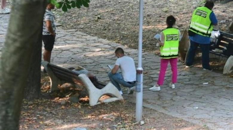 """Разкриха убиеца от """"Бояна"""", осъждан е за пребиване на същата жена"""