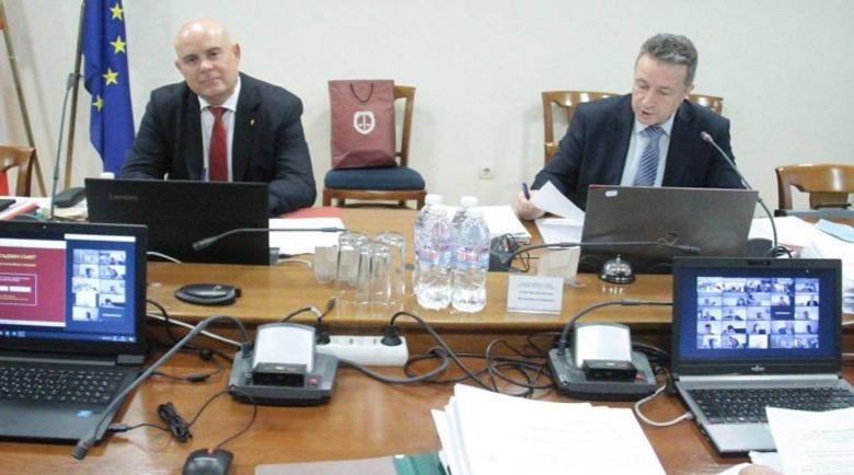 Иван Гешев: Сигналът на г-н Рашков е едно правно нищо