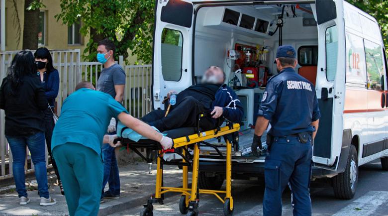 Намушкаха мъж в Дивия Северозапад, вкараха го в болницата