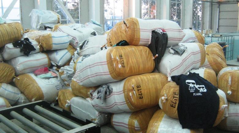 "Митничари задържаха над 14 000 фалшиви дрехи на ""Дунав мост 2"""