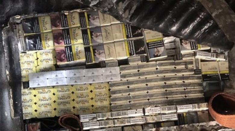 """Хванаха 318 000 къса цигари в района на ГКПП """"Дунав мост 2"""""""