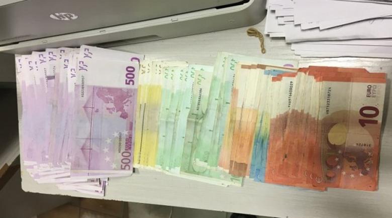 """Спипаха недекларирана валута за 538 000 лв. на """"Капитан Андреево"""""""
