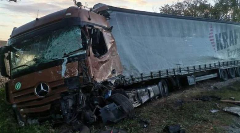 Ново страшно меле с ТИР на пътя Шумен – Русе, има загинал